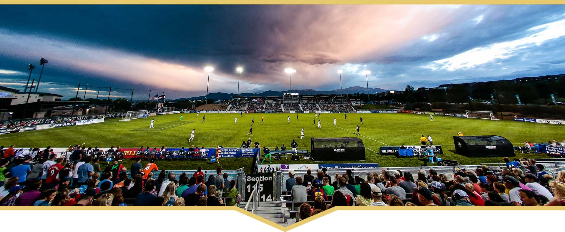 Discount tickets to the Colorado Springs Switchbacks