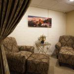 MX Spa Waiting area
