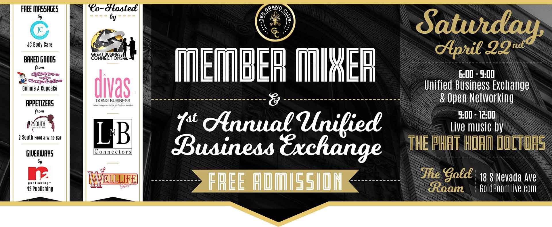 Member Mixers