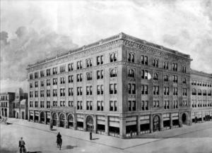 A Brief History Of The Mining Exchange A Wyndham Grand Hotel 365 Grand Club
